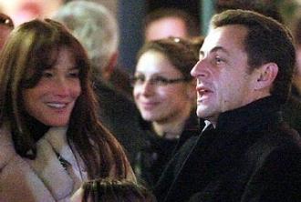 Sarkozy et Disney