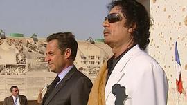 Sarkozy et la Libye